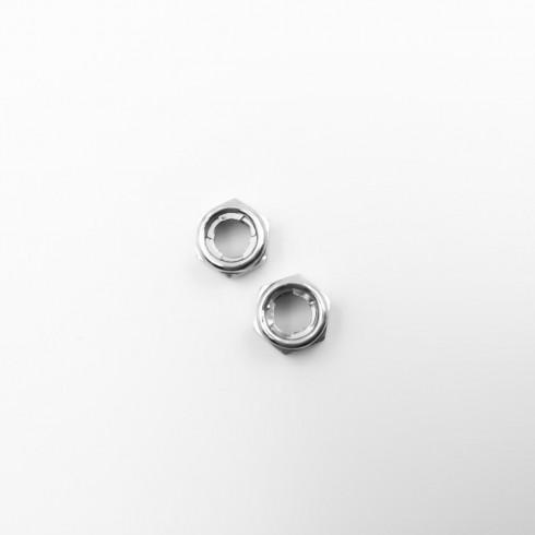 六角金属自锁螺母
