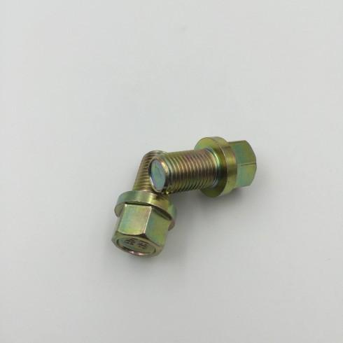 六角法兰螺栓